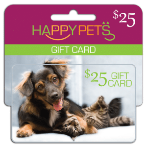 Hanging Display Gift Card